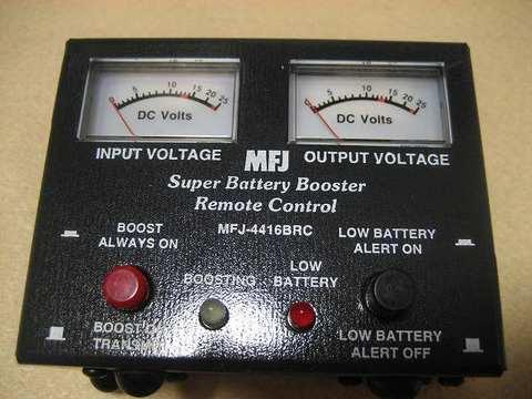 小型電圧電流監視モニター MFJ-4416BRC 4416に u