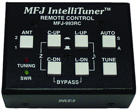 MFJ-993RC(MFJ-991,MFJ-993,MFJ-994専用)リモコンua