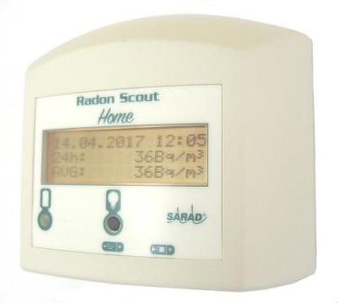 Radon Scout Home ラドンスカウトホーム