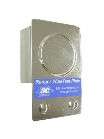 Rangerワイプテストプレート