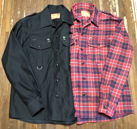 SURVIVAL SHIRTS JACKET
