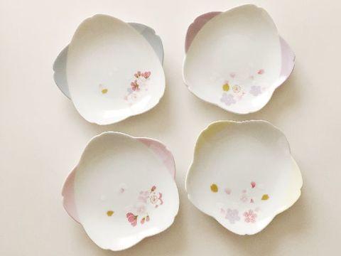 【父の日ギフト】和小皿(4枚セット)