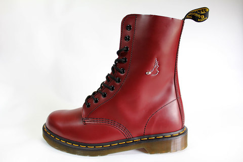 10EYE BOOTS【RISK×Dr.Martens】