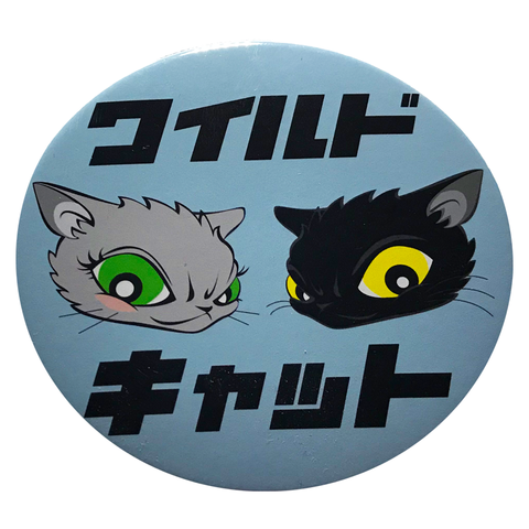 BIG BADGE(CAT-LOGO)【WILDCAT】