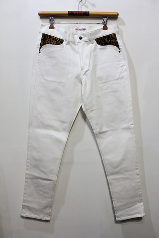 JODHPURS DENIM RIGID【PROPA9ANDA】