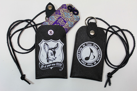 AMULET POUCH【RISK×MODERN PIRATES】