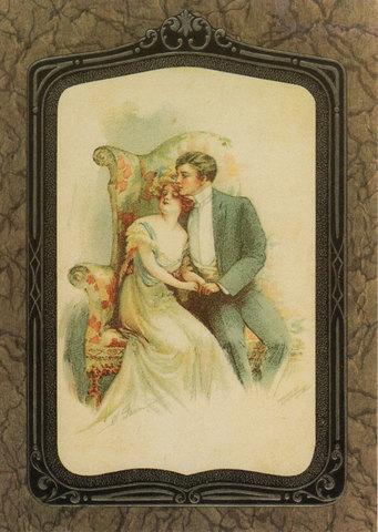 CARD 「VALENTINE」
