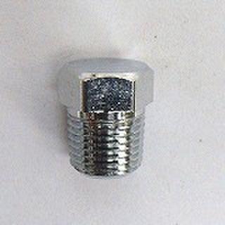1/8NPT(アメリカ管用テーパーネジ) パイププラグ 45830-48 クローム