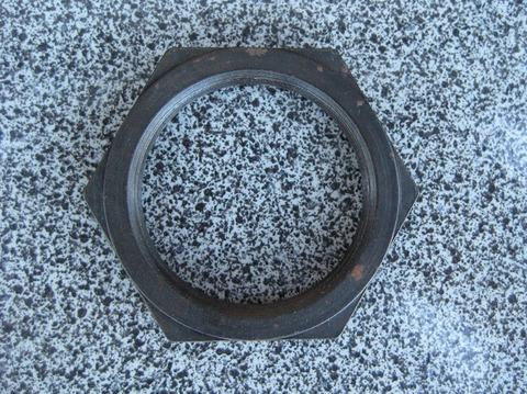 純正型 スプロケットナット 35211-36 黒 逆ネジ