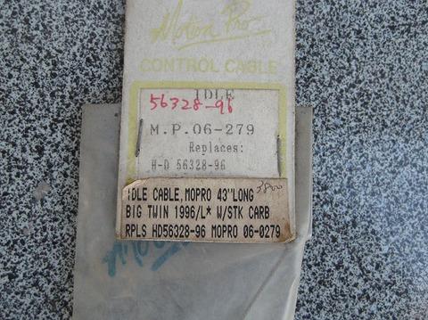 """BT '96up 43"""" アイドルケーブル 56328-96"""