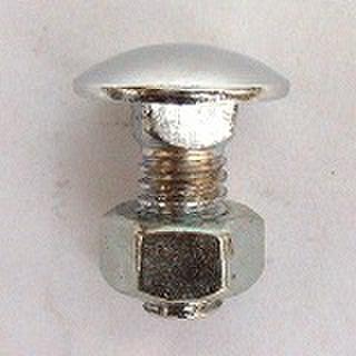 キャリッジボルト 5/16-18×3/4(ナット付き)carriage bolt