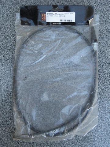 12ミリ 45インチ スピードメーターケーブル 台湾製 CCI#310466