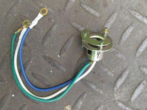 ヘッドライト バルブ ソケット  VT#49-2538
