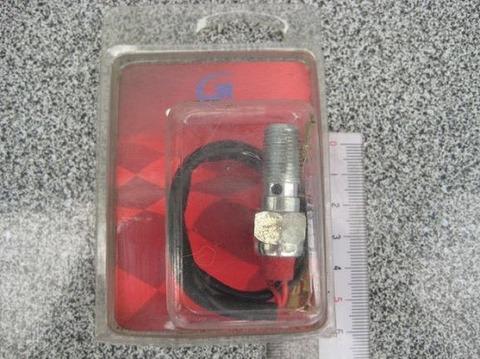7/16-24(12M) ブレーキライトスイッチ付きバンジョーボルト BL775-44CH