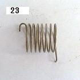 スロットルレバー スプリング 27322-76