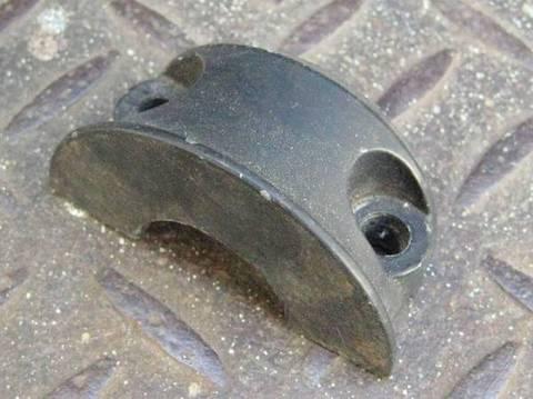 1982-95 ブレーキ クラッチ レバー クランプ 45044-82 黒 _3
