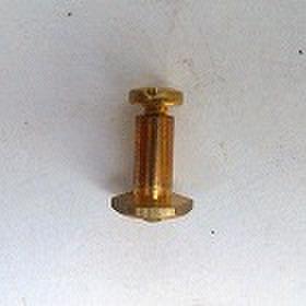 フロートレバーピボットのナットとボルト VT#35-9059