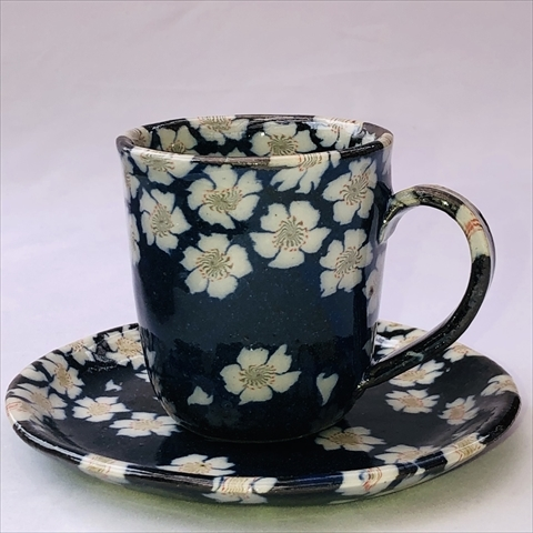 コーヒー碗皿 8-81