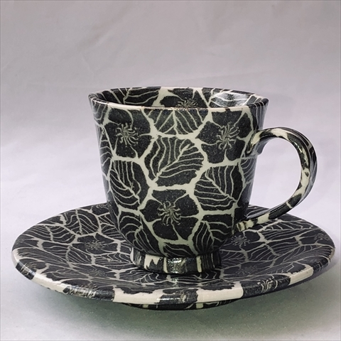 コーヒー碗皿 8-93