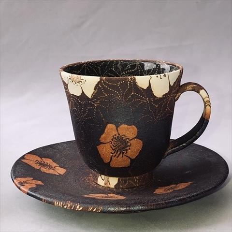 コーヒー碗皿 8-82