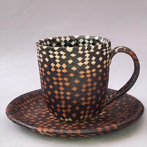 コーヒー碗皿 8-74