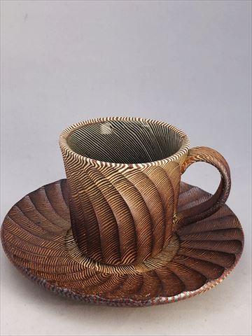 コーヒー碗皿 8-80