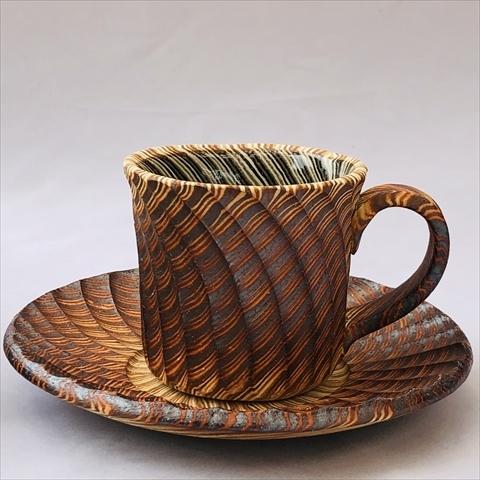 コーヒー碗皿 8-97