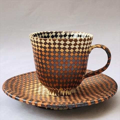 コーヒー碗皿 8-95