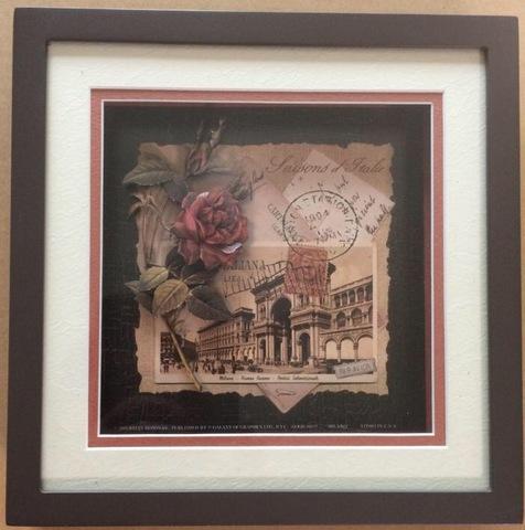R46 切手のバラ