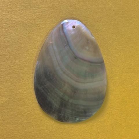 863-B クロチョウ ヘラ型 1ツ穴