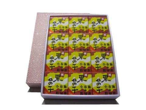 純栗かの子(ミニ)12缶入