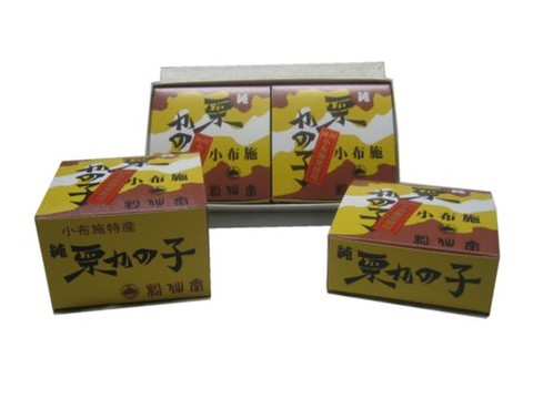 純栗かの子(中)2缶入