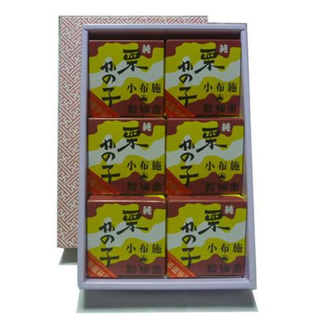 純栗かの子(ミニ)6缶入