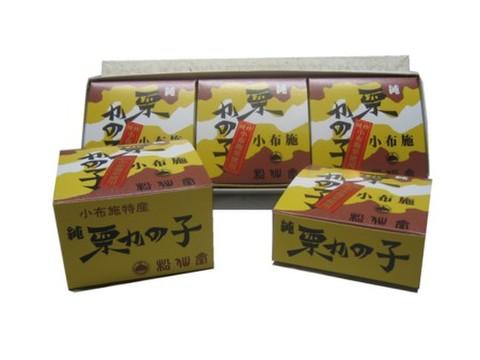純栗かの子(中)3缶入