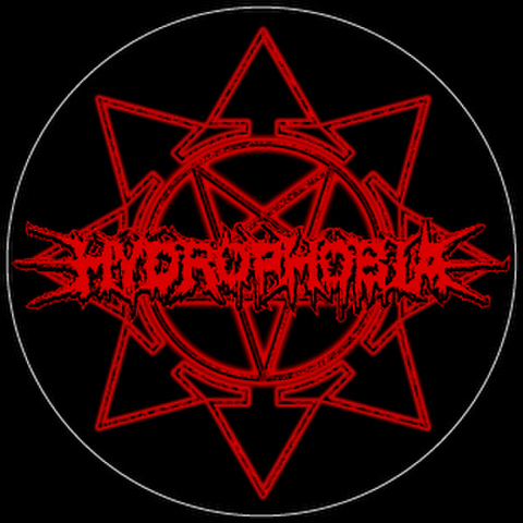 HYDROPHOBIA Sticker
