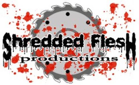 Shredded Flesh Productions Sticker