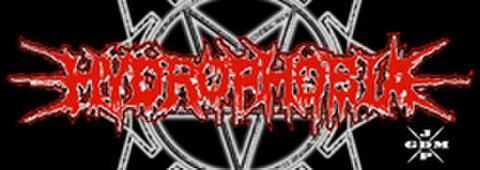 HYDROPHOBIA Sticker