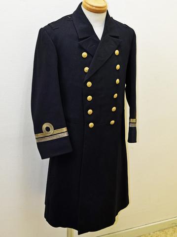 海軍礼衣 大尉