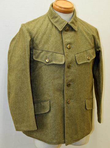 陸軍98式旧色冬軍衣官給品