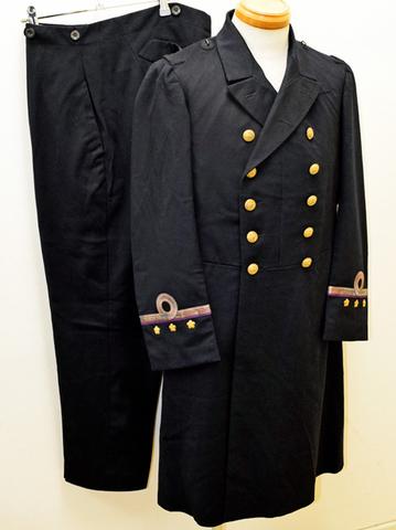 海軍礼装 機関科特務少尉