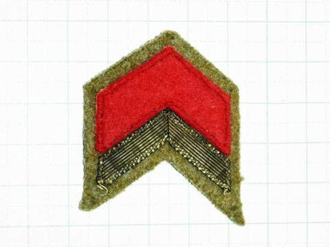 陸軍 伍長勤務者章