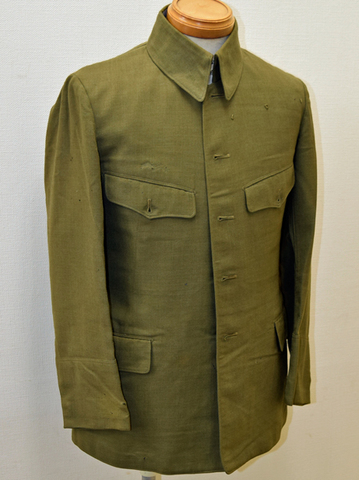 陸軍98式軍衣 将校用