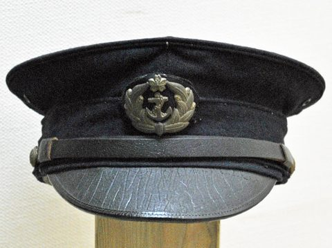 海軍軍帽下士官用 後期型