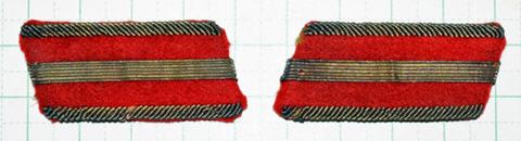 陸軍襟章 98式准尉