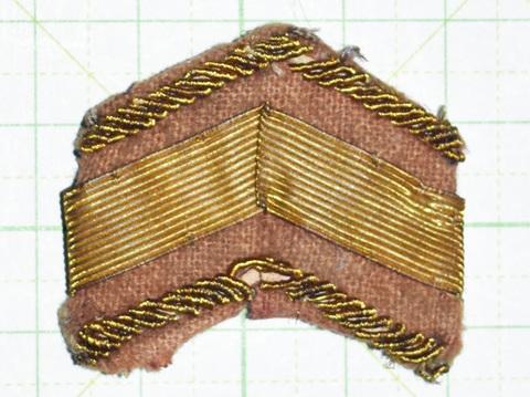 陸軍 将校勤務見習士官特別章