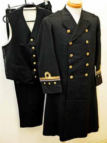 海軍礼装 特務中尉