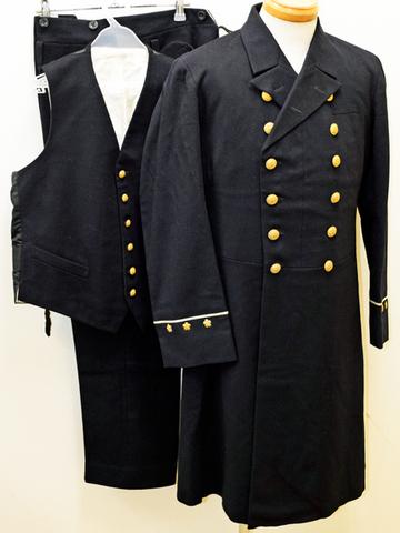 海軍礼装 主計兵曹長