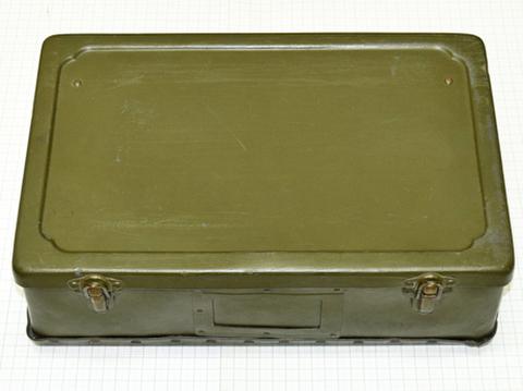 海軍93式防毒面箱