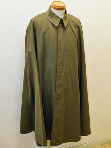 陸軍マント型雨衣 将校用