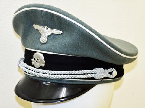 SS将校用制帽 複製